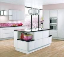 Beyaz Mutfak Dizaynı
