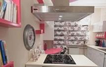 Küçük Evler İçin Mutfak Dekorasyonu