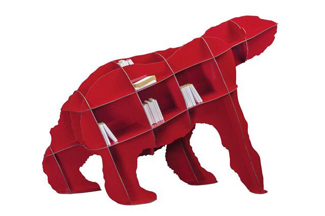 Kırmızı Kitaplık Modeli