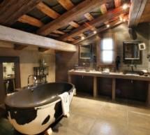 Çiftlik Ev Banyo Tasarımları