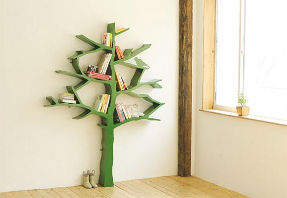 Ağaç Kitaplık Modeli