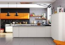 Mutfak Dekorasyonu Tasarımları