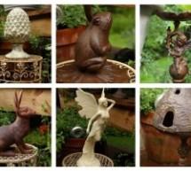 Eşsiz Bahçe Dekor Ürünleri