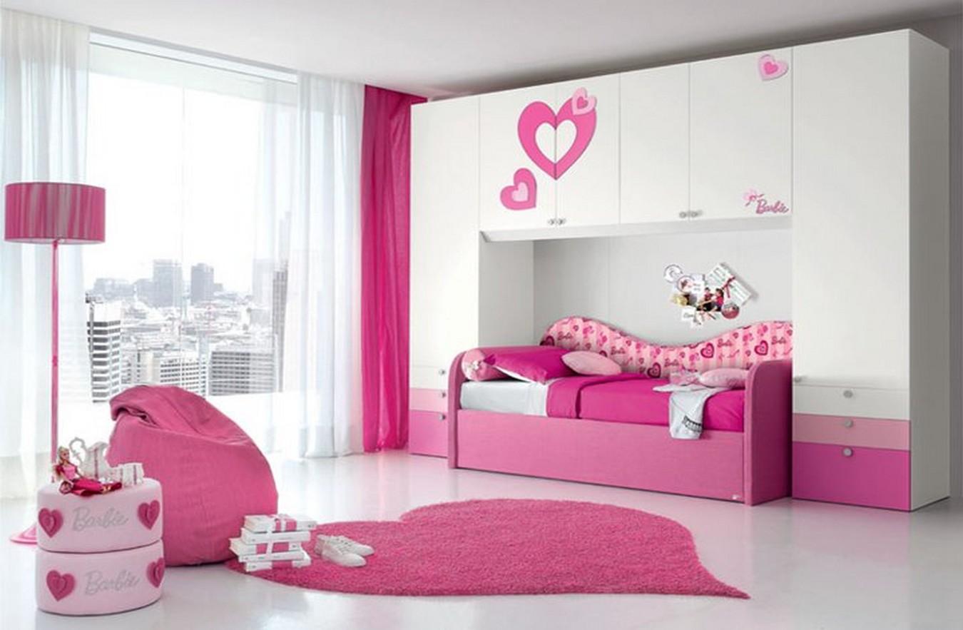 Ev Dekorasyonunda Çocuk Odaları on Beautiful Room For Teenage Girl  id=58575
