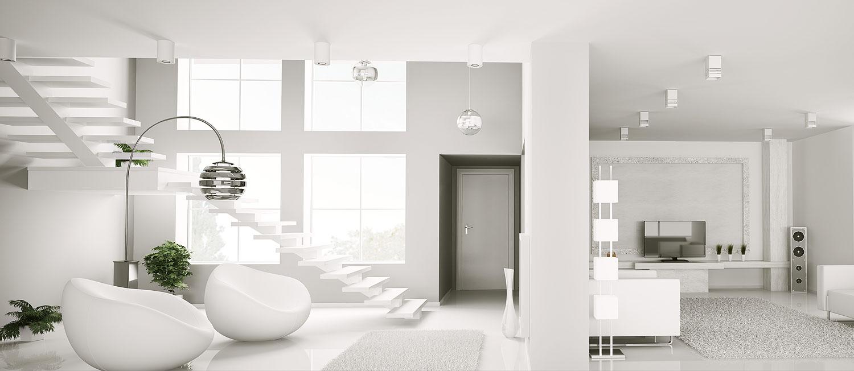 beyaz-ev-dizayni