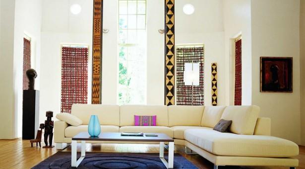 Geniş ev dekorasyon örnekleri