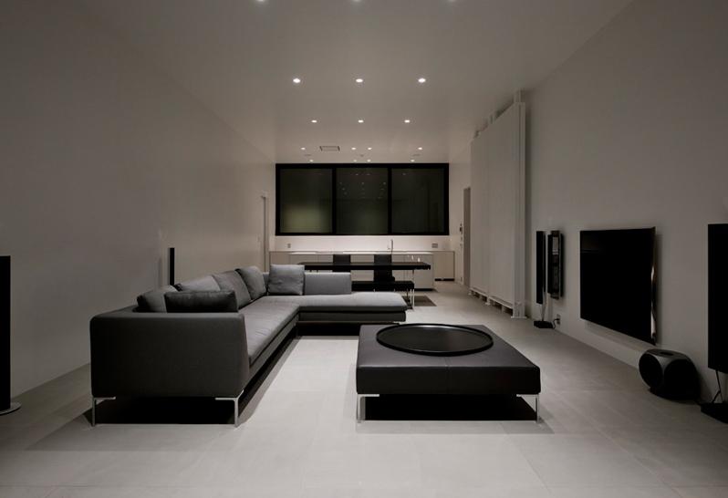siyah-ev-dekorasyonu