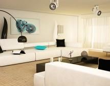Ev Dizaynları İçin Renk Uyumları