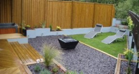 Bahçe Dekorasyonu Önemlidir