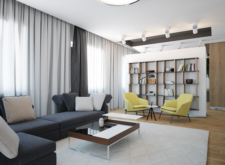Modern stil yatak odas dekorasyon 214 rnekleri dekorasyon tarz - Ev Aksesuar Vitrinleri