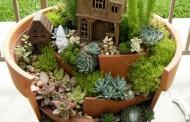 Etkileyici Bahçe Dekorasyonları