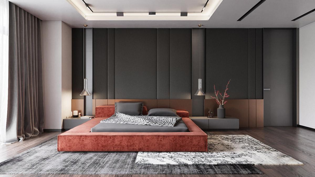 Tercih Edilen Yatak Odaları Ve Dekorasyonları